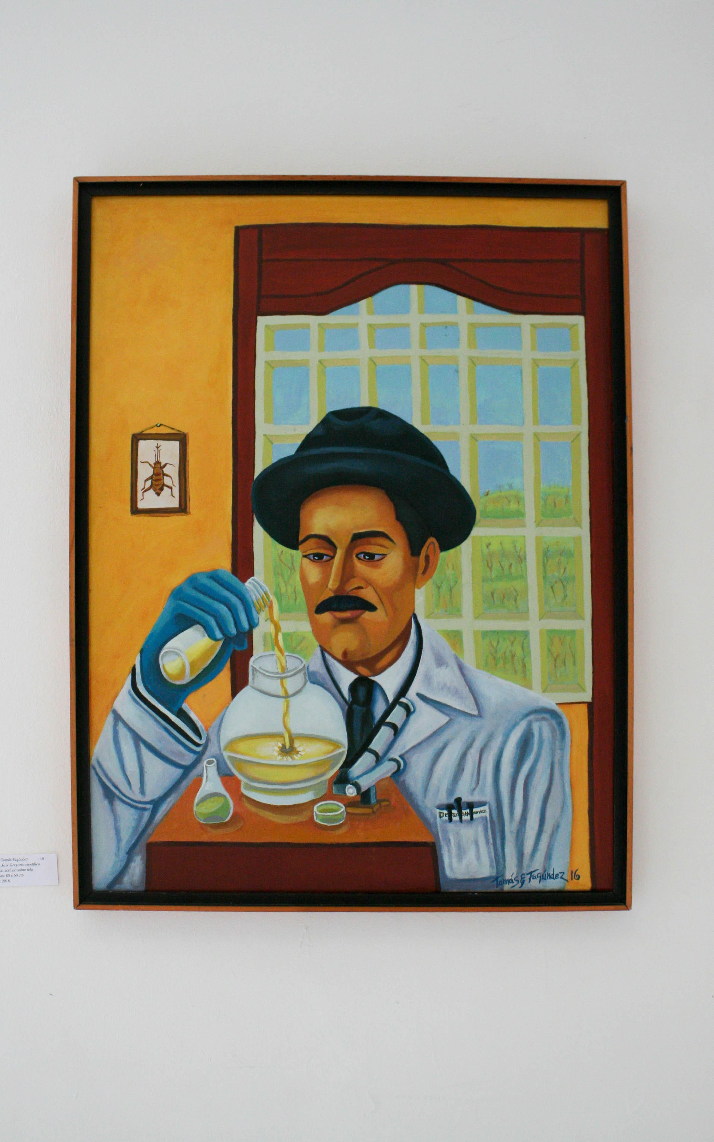 José Gregorio científico