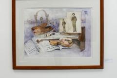 José Gregorio y las Bellas Artes