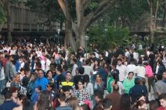Prueba de conocimientos UCAB Abril 2019-Vista colas y multitud (9)