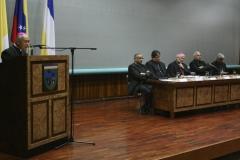 decima quinta reunión de arzobispos. 7.1.2016