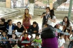 Toma cultural UCAB-Antímano (7)