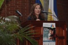 Diana Vega-Pdta CESAP-RASI-Encuentro Constructores de Paz 2019-Fotos Manuel Sardá-UCAB (18)