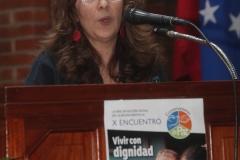 Diana Vega-Pdta CESAP-RASI-Encuentro Constructores de Paz 2019-Fotos Manuel Sardá-UCAB (19)
