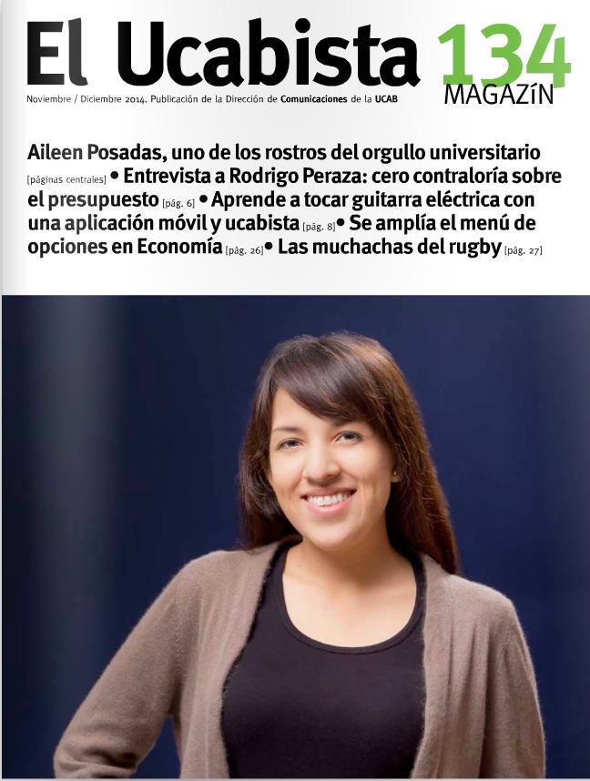 EL UCABISTA MAGAZÍN #134