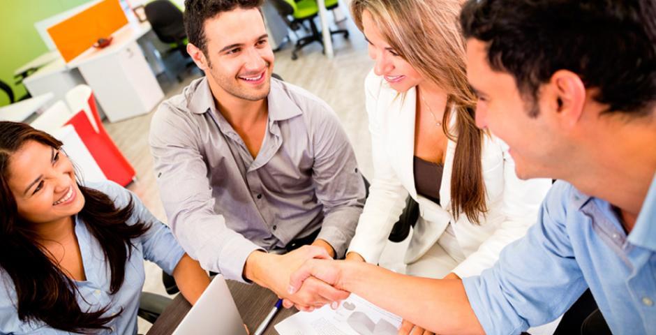 Apoyando el emprendimiento