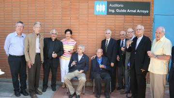 Inauguración Auditorio Guido Arnal