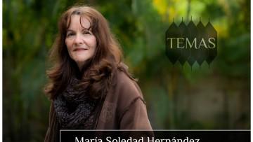 María Soledad Hernández en la serie