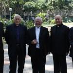 Nuncio apostólico Aldo Giordano en la UCAB
