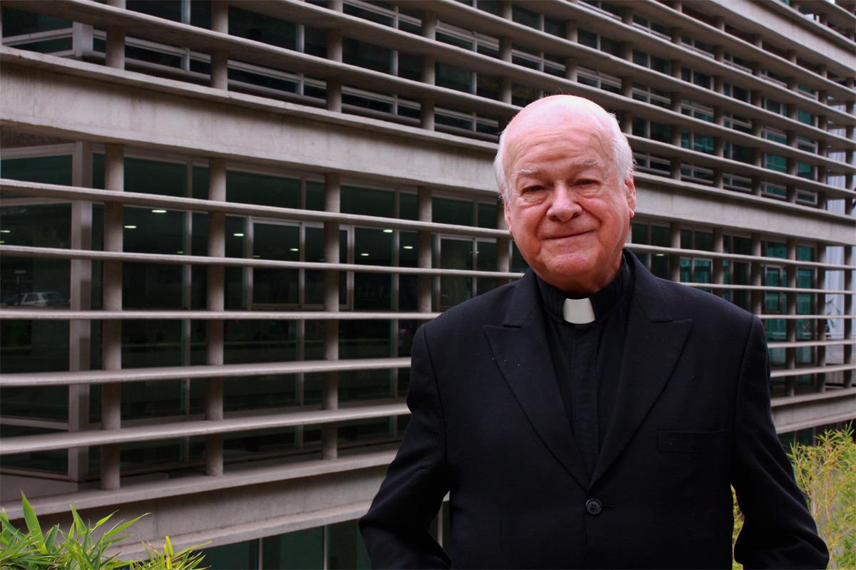 Padre Del Rey se incorporará a la Academia Venezolana de la Lengua