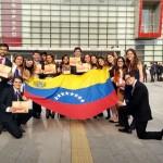 Delegación de la UCAB en WorldMUn 2015