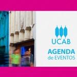 agenda de eventos de la UCAB