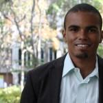 Carlos Carrasco, representante estudiantil