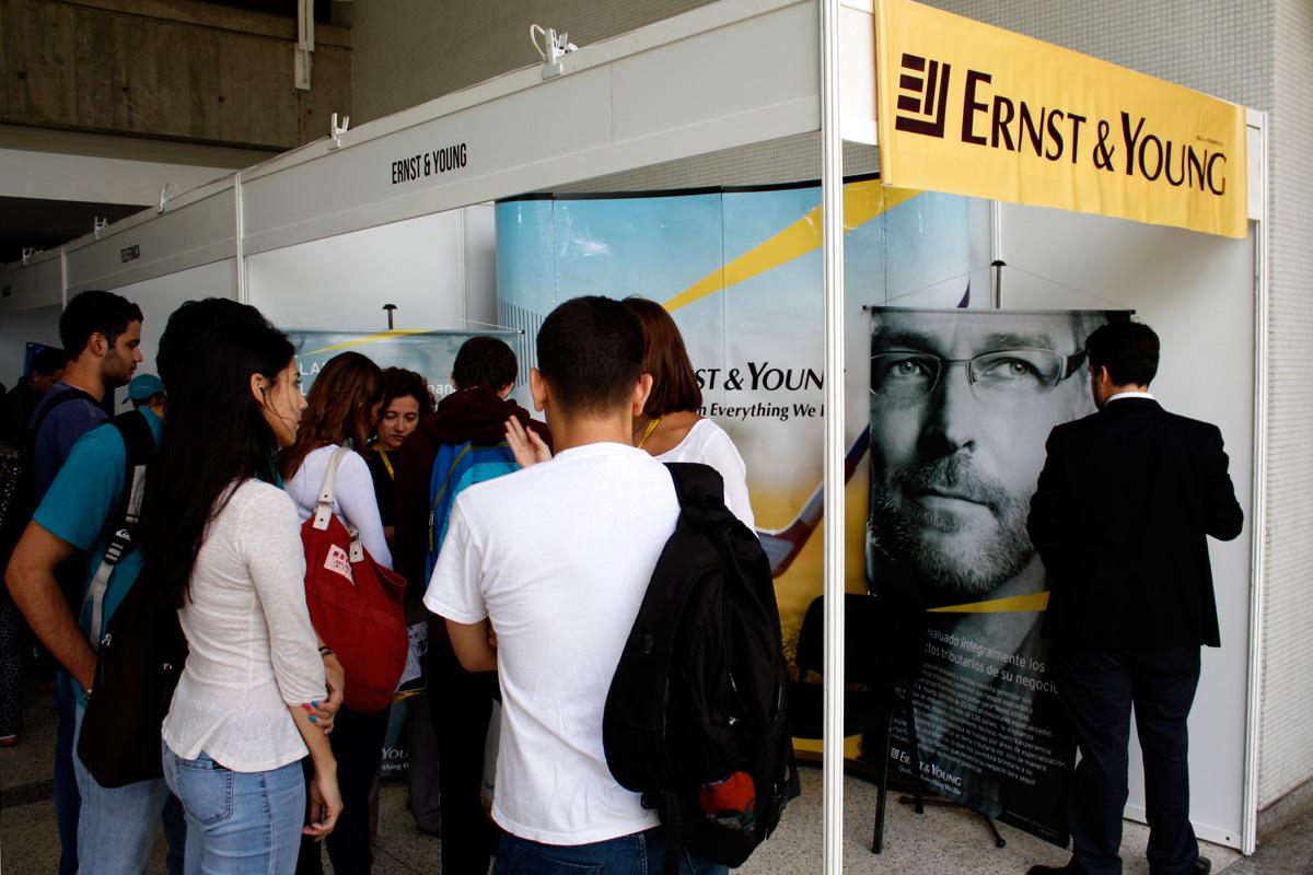 Nueva edición de Expo-Empleo UCAB