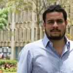 El estudiante de Economía Juan Noguera en Diálogos desde la Colmena