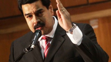 El discurso de Maduro