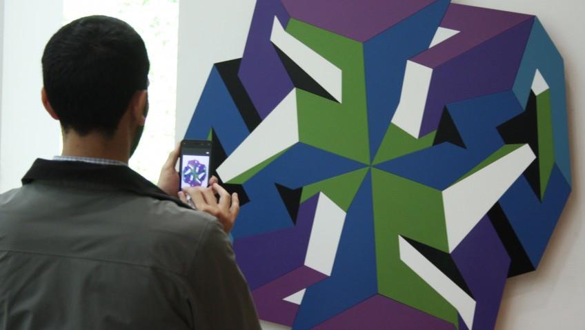 La geometría hecha arte