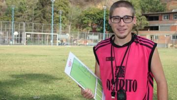 Ayrton Marques, joven veterano de la dirección técnica