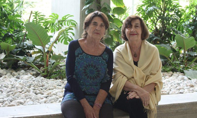 Dos señoras maravillosas