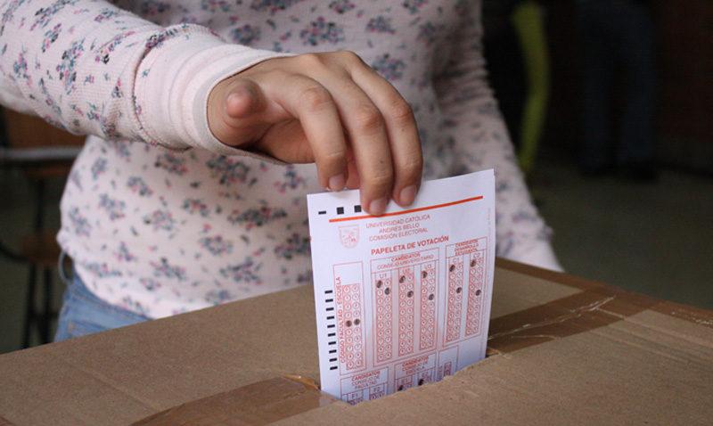 Abiertas postulaciones para elecciones estudiantiles
