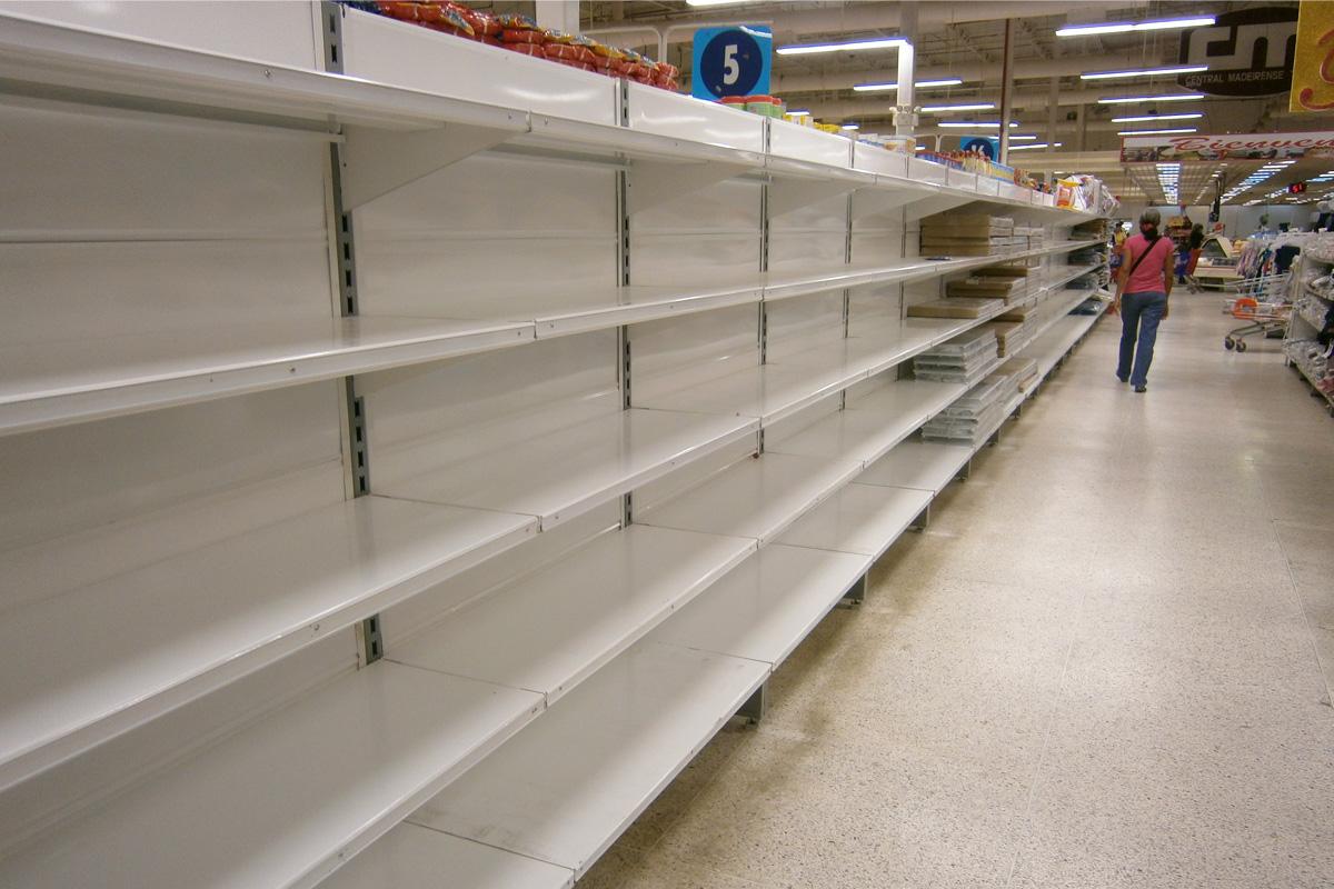 La escasez como paisaje