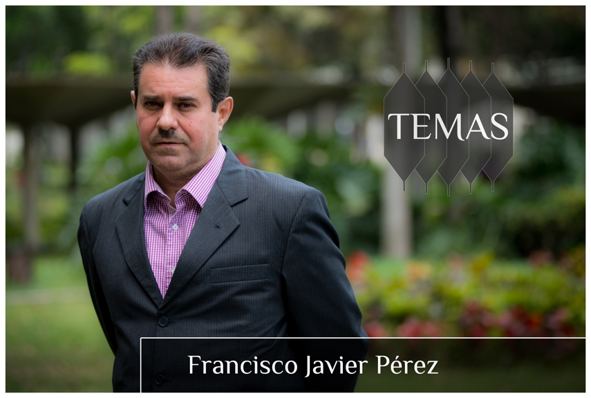 Francisco Javier Pérez en la serie Temas