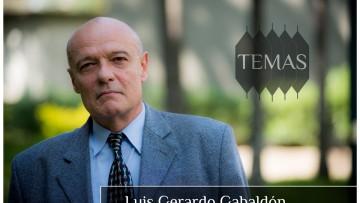 Luis Gerardo Gabaldón en la serie Temas