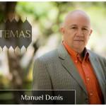 El historiador Manuel Donís en la serie Temas