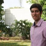 Marco Romero, estudiante de Derecho, en Diálogos desde la Colmena