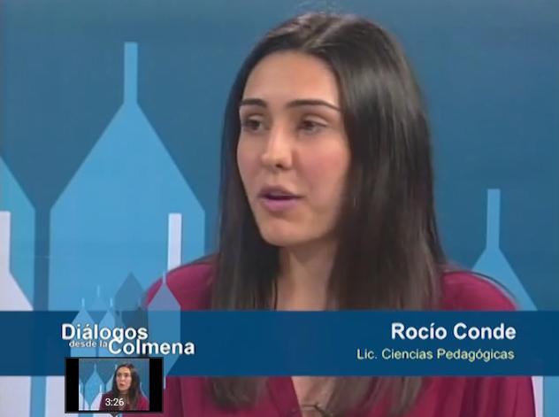 Diálogos desde la Colmena #69 – Rocío Conde