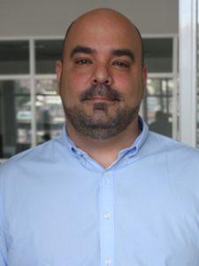 Gustavo García, vicerrector administrativo de la UCAB