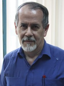 Gustavo Peña, vicerrector académico de la UCAB