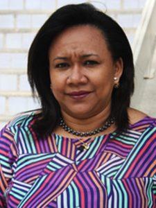 Magaly Vásquez, secretaria general de la UCAB