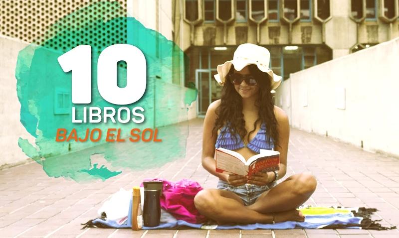 Diez libros bajo el sol