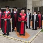 Equipo rectoral de la UCAB
