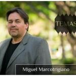 El profesor Miguel Marcotrigiano de la UCAB en la serie Temas