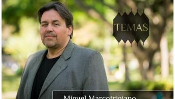 Miguel Marcotrigiano en la serie Temas