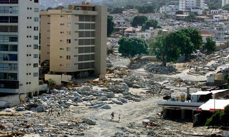 Venezuela vulnerable ante amenazas naturales