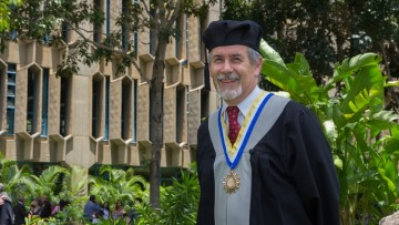 La experiencia de Gustavo Peña fortalecerá el vicerrectorado académico