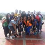 Grupo de Vive el Barrio UCAB