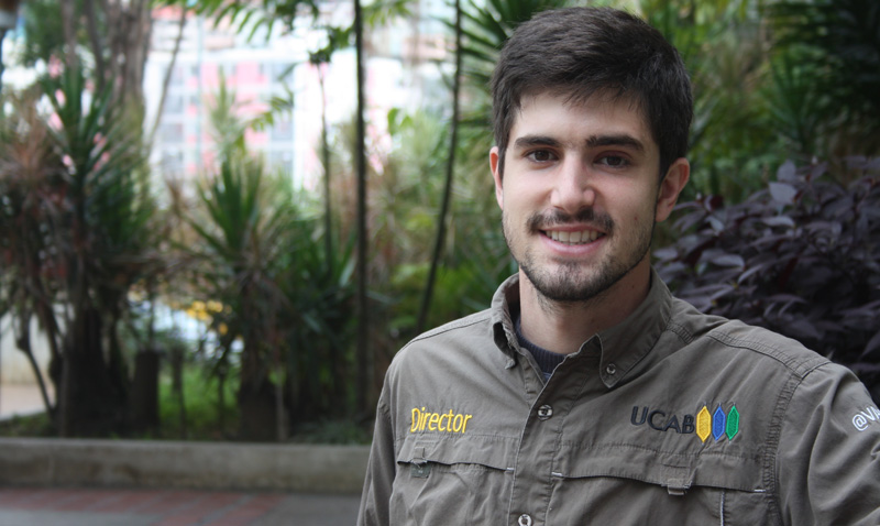 Alejandro Terradez, sensibilizado por la comunidad