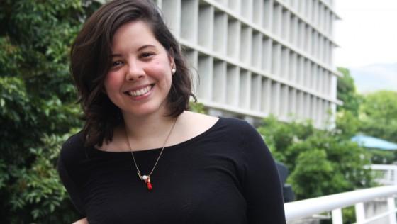 Morelia Armas, una voluntaria que vale oro