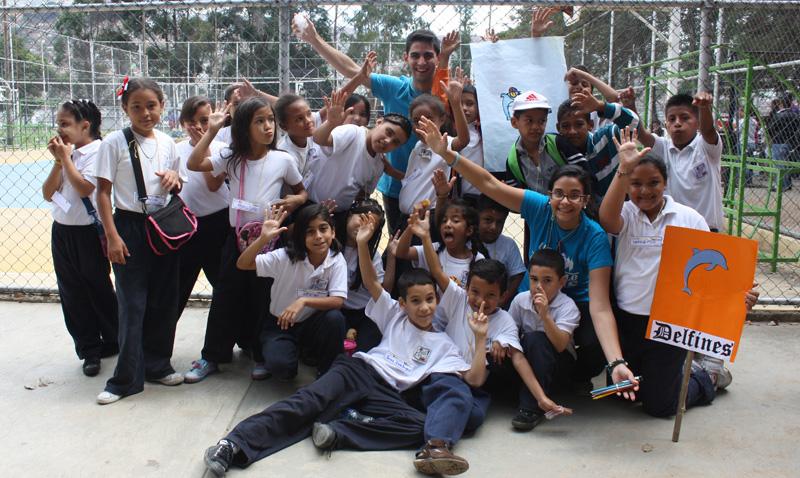 Plan vacacional para niños de las comunidades