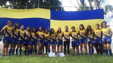 UCAB Rugby consiguió el segundo lugar