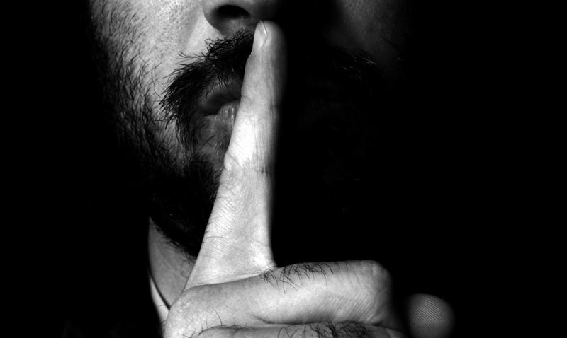 El silencio como discurso