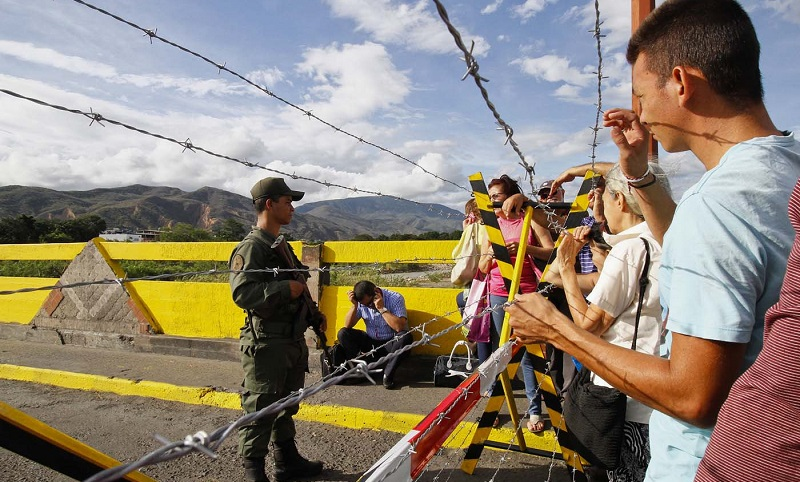 La frontera como metáfora