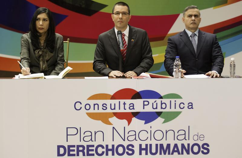 Seis razones para no discutir el Plan Nacional de DDHH