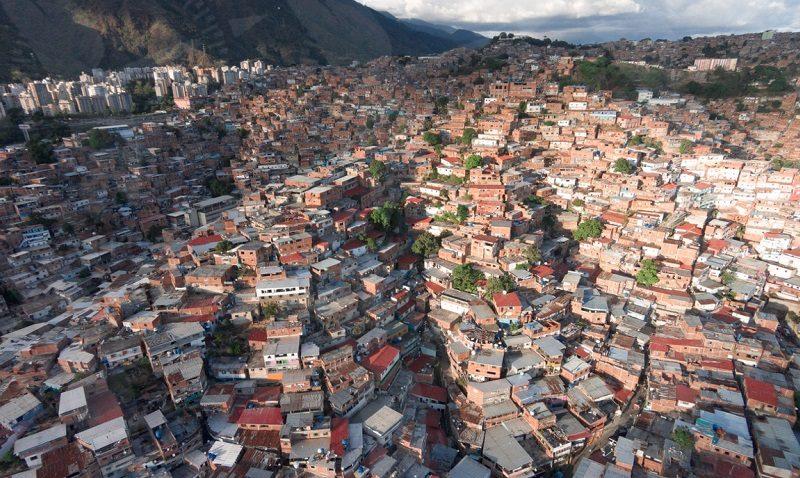 Historia de la vulnerabilidad en Venezuela