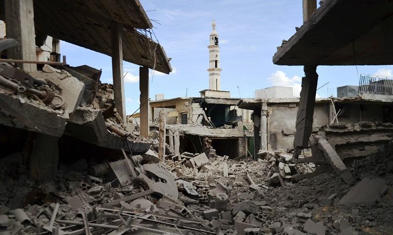 Obama en Siria: entre la peste y el cólera
