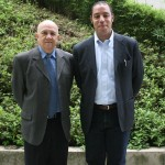 Manuel Donís y Rajhiv Morillo Dáger