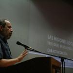 El investigador Carlos Aponte del Cendes